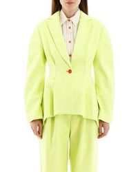 Sies Marjan Fluo Haru Jacket - Yellow