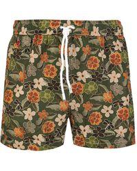 Kiton Sea Clothing - Green
