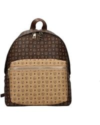 Pollini Backpacks And Bumbags Pvc Cookie - Brown