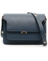 Marni Trunk Bag - Blue