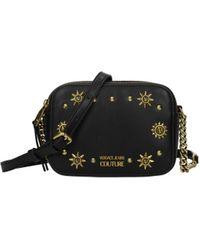 Versace Black Crossbody Bag