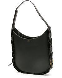 Chloé Chloe' Darryl Medium Hobo Bag - Black