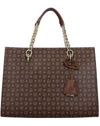 Pollini Handbags Pvc Cookie - Brown