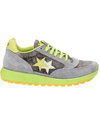 2Star Sneakers Men Grey - Multicolour