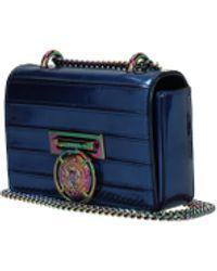 Balmain Blue Crossbody Bag