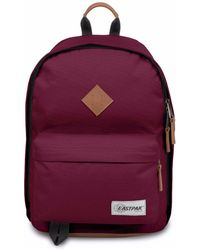 Eastpak Backpacks And Bumbags Out Of Office Unisex Red