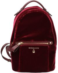 Michael Kors Backpacks And Bumbags Kelsey Women Red
