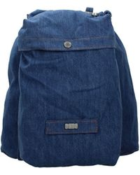 Gcds Backpack And Bumbags Men Blue