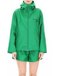 Prada Nylon Jacket - Green