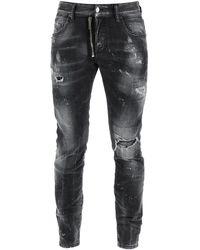 DSquared² Skater Jeans - Multicolour