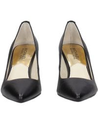 Michael Kors - Court Shoes Mk Flex Mid Pump Women Black - Lyst