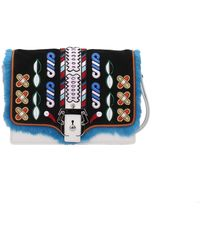 Paula Cademartori Shoulder Bags Tatiana Leather - Black