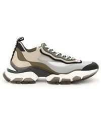 Moncler Basic Leave No Trace Sneakers - Multicolour