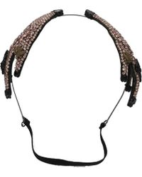 Gucci Hair Accessories Women Pink - Multicolor