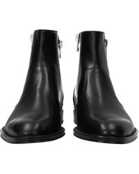 Givenchy - Ankle Boots Man Black - Lyst