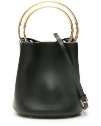 Marni Pannier Mini Bag - Black