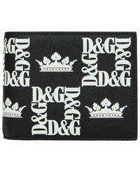 Dolce & Gabbana Wallets Man Black
