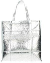 CALVIN KLEIN 205W39NYC Shoulder Bags 205w39nyc - Metallic