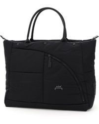 A_COLD_WALL* A Cold Wall Padded Zip Tote Bag - Black