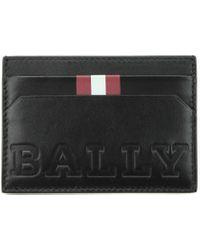 Bally Black Document Holders