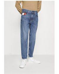 Tommy Hilfiger Rey Relaxed Tapered Jean - Blue