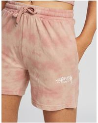 Stussy Designs Ruby Marble Short - Multicolour