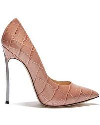 Casadei Blade Louisiane - Pink