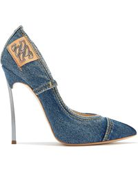 Casadei Blade Jeans - Blue