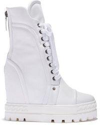 Casadei High-top - White
