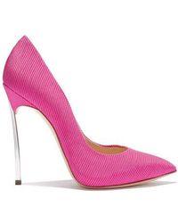 Casadei Canneté Blade - Pink