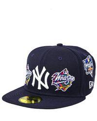 KTZ Q2 Qt 59fifty 9085 New York Yankees - Blue