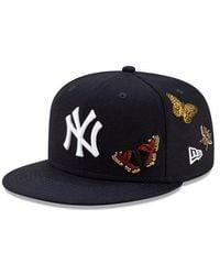 KTZ Felt X New York Yankees 59fifty Fitted - Blue