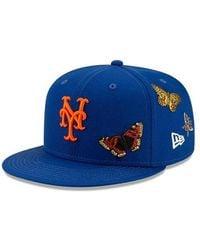 KTZ Felt X New York Mets 59fifty Fitted - Blue