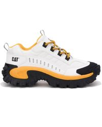 Caterpillar Intruder Shoes (trainers) - White