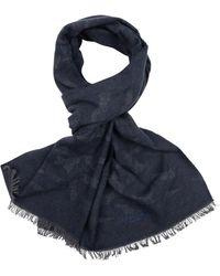 Cavallaro Napoli Orlandi Sjaal - Blauw