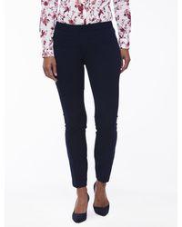 Cavallaro Napoli Women Broek - Candra Pants - Donkerblauw - 88% Polyester 12% Elastaan