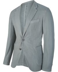 Cavallaro Napoli Saverio Jacket - Blauw