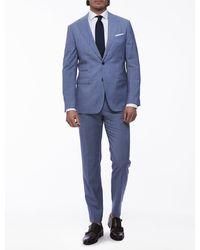 Cavallaro Napoli Ottavio Suit - Blauw