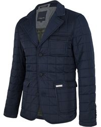 Cavallaro Napoli Ruffo Jacket - Blauw