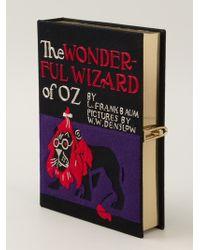 Olympia Le-Tan The Wonderful Wizard Of Oz Clutch - Lyst