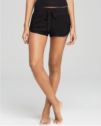 Midnight By Carole Hochman - Lounge Capsule Shorts - Lyst