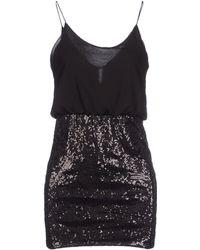 Le Complici - Short Dress - Lyst