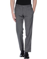 Boglioli Casual Trouser - Grey