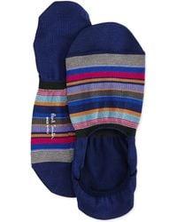 Paul Smith Bold Stripe Loafer Socks - Lyst
