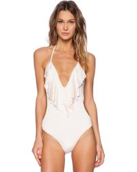 L*Space Sunsetter One Piece Swimsuit - Lyst