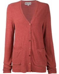 Wildfox My Other Car Oxford Cardigan - Lyst