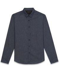 Theory Zack Ps Top in Chilca - Lyst