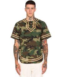 10.deep Dashiki Shirt - Multicolor