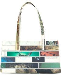 Luisa Cevese Riedizioni - Magazine Collage Tote - Lyst