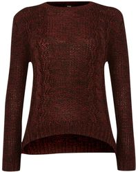 Therapy Cable Jumper - Lyst